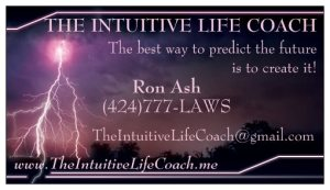 Intuitive Life coach